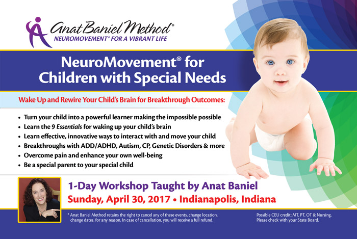 NeuroMovement for Children with Special Needs - Indianapolis