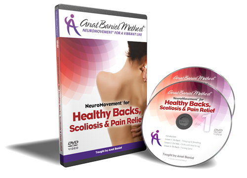 NeuroMovement for Healthy Backs, Scoliosis & Pain-Relief