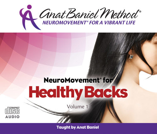 NeuroMovement for Healthy Backs Audio