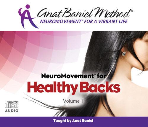 NeuroMovement for Healthy Backs Audio