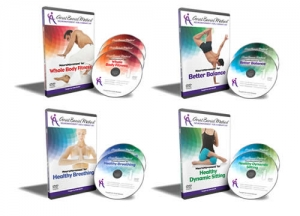 NeuroMovement for Whole Brain & Body Fitness