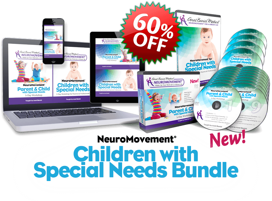 Children with Special Needs Exercises Bundle