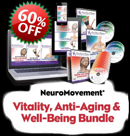 Vitality, Anti-Aging Exercise Bundle