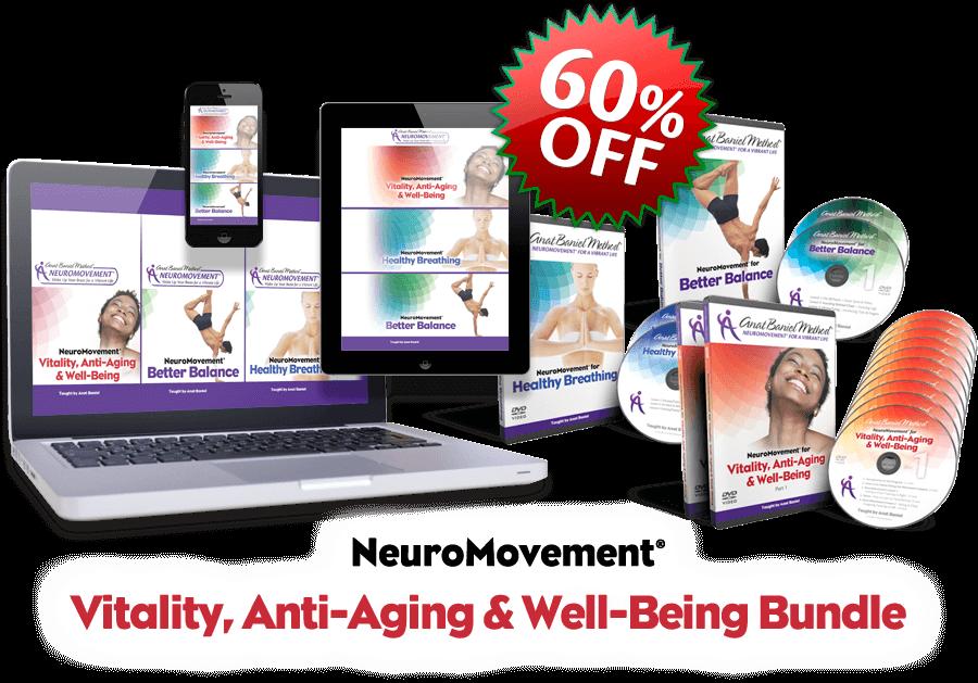 Vitality and Anti Aging Bundle