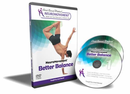Better Balance NeuroMovement Exercises