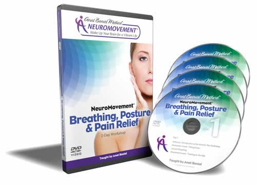 Breathing Posture and Pain Relief NeuroMovement Exercises