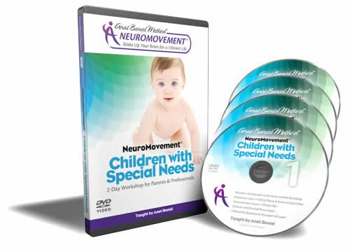 Children with Special Needs NeuroMovement Exercises