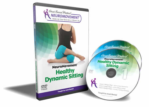 Healthy Dynamic Sitting NeuroMovement Exercises