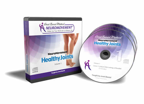 NeuroMovement exercises to soothe aching joints