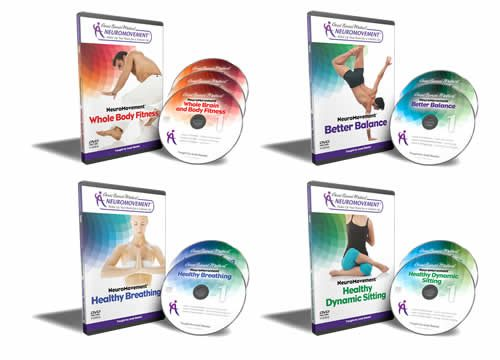 Whole Brain and Body Fitness NeuroMovement Excercises