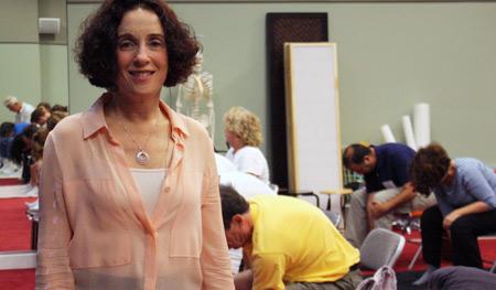 Anat Baniel - natural pain relief workshop