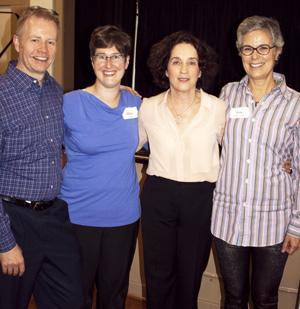 NeuroMovement workshop in Canada