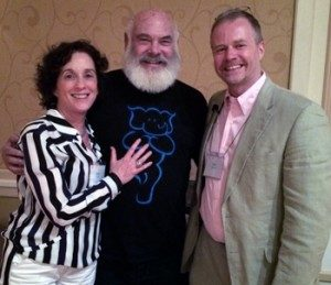 Anat Baniel, AndrewWeil and Neil Sharp