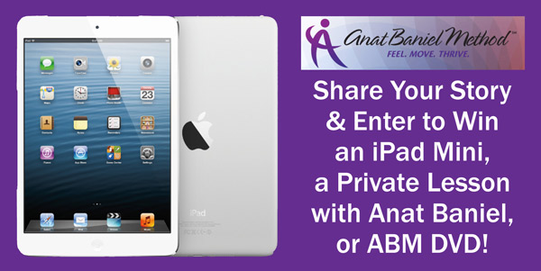 Share your story about the Anat Baniel Method
