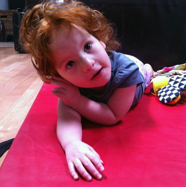 Charlotte learns to move with ABM and NeuroMovement