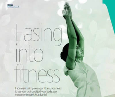 Easing into Fitness by Anat Baniel
