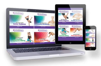 Whole Brain & Body Fitness video program