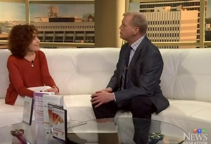 CTV Saskatoon News with Anat Baniel
