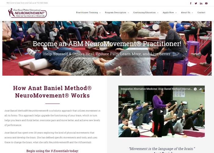 practitioner training website