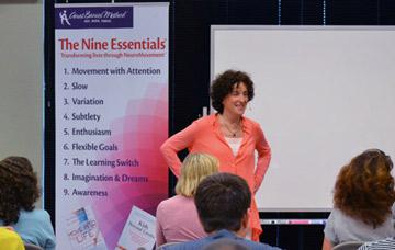 Anat Baniel free presentations