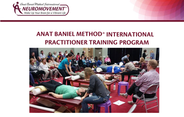 NeuroMovement practitioner training