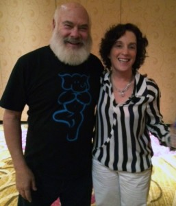 Andrew Weil and Anat Baniel
