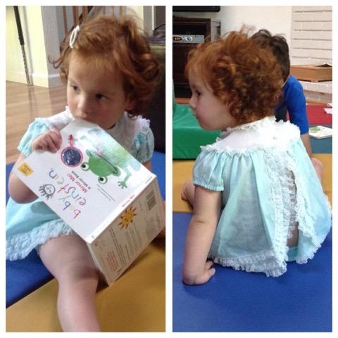 NeuroMovement helps Charlotte learn.