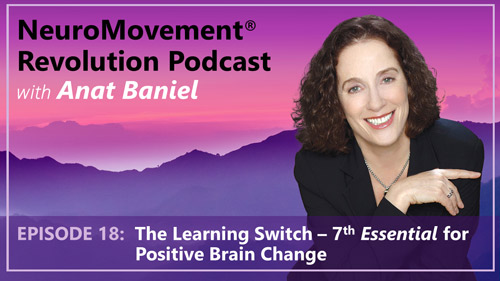 Episode 18 The Learning Switch 7th Essential for Positive Brain Change