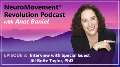 Episode 3 Interview with Special Guest Jill Bolte Taylor