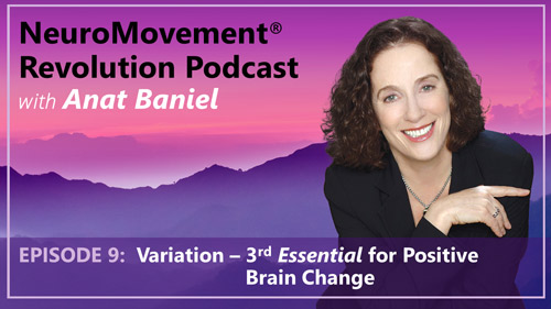 Episode 9 Variation 3rd Essential for Positive Brain Change