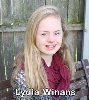 Lydia Winans