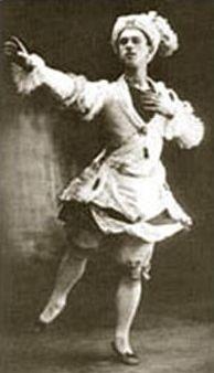 Vaslav Nijinsky