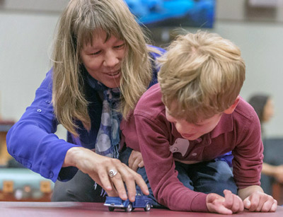 children mastery practicum