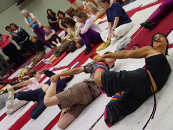 stretching - Anat Baniel Method