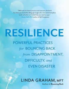 Resilience book by Linda Graham