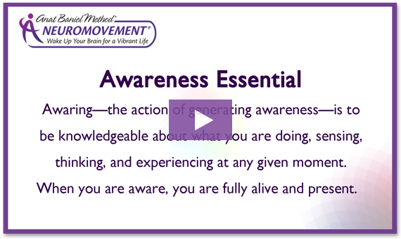 Awareness Essential video intro