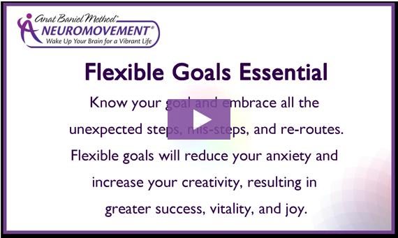 Flexible Goals Essential video intro
