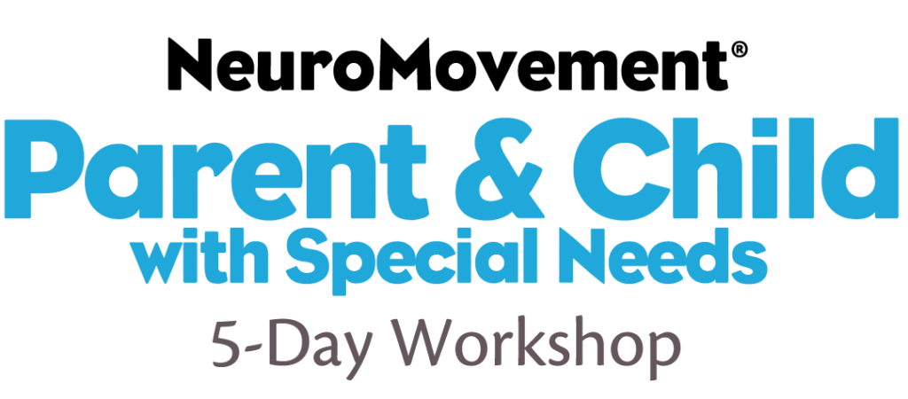 Parent & Child with Special Needs Workshop video program