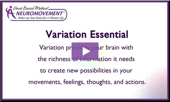 Variation Essential video intro