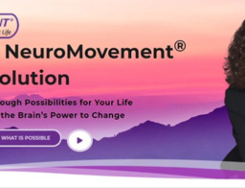 Announcing Our New Anat Baniel Method NeuroMovement Website!