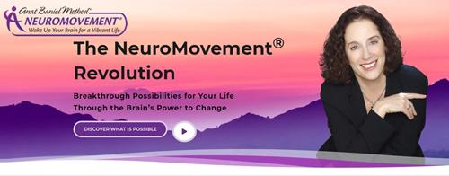 Anat Baniel Method NeuroMovement website