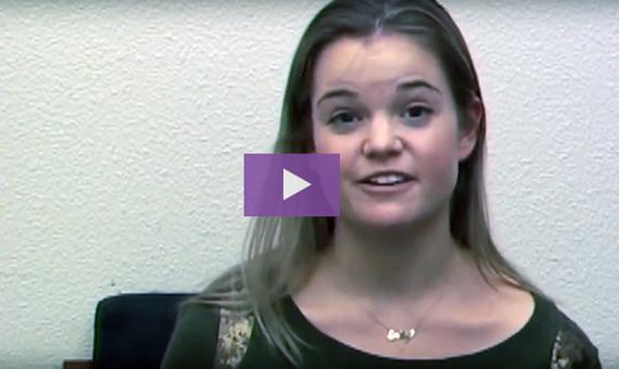 teen neuromovement testimonial video