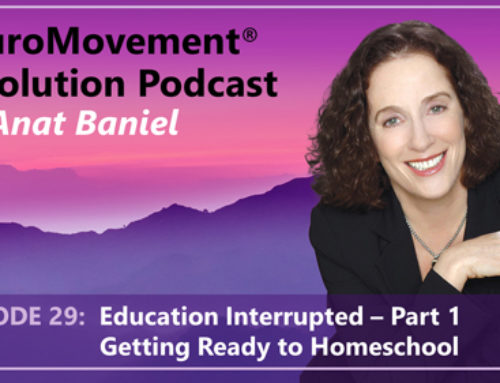 PODCAST: Education Interrupted Part 1: Getting Ready to Homeschool