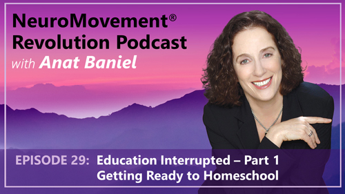 Episode 29 Education Interrupted Getting Ready to Homeschool