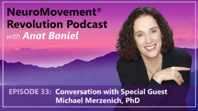 Episode 33 Conversation with Michael Merzenich