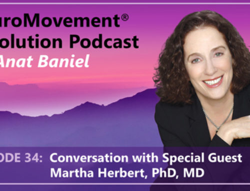 PODCAST: Conversation with Special Guest Martha Herbert