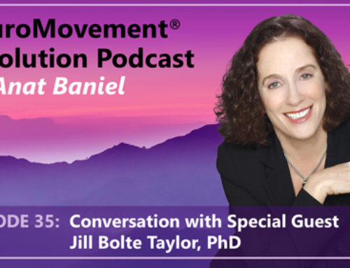 PODCAST: Conversation with Special Guest Jill Bolte Taylor