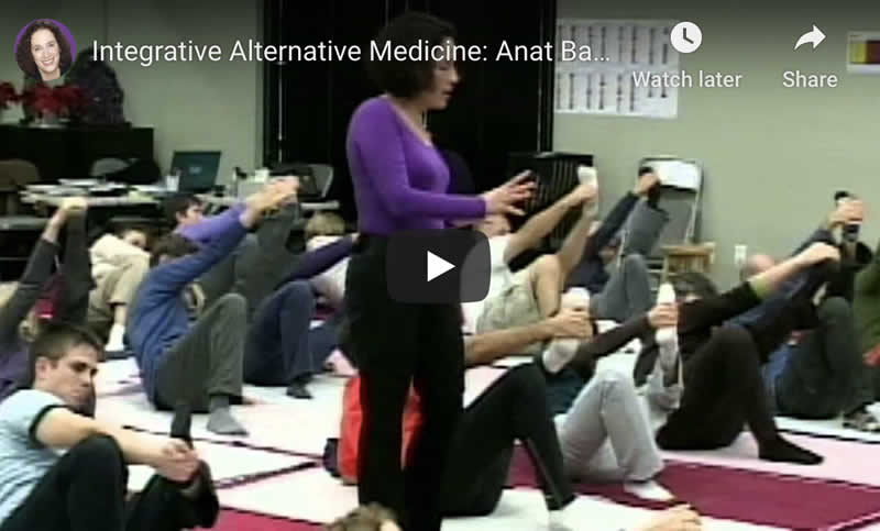 About Anat Baniel Method NeuroMovement