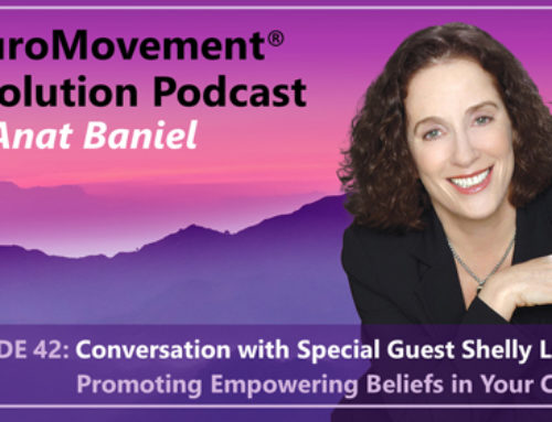 PODCAST: Promoting Empowering Beliefs in Your Child