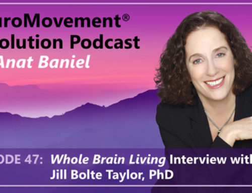 PODCAST: Whole Brain Living Interview with Jill Bolte Taylor